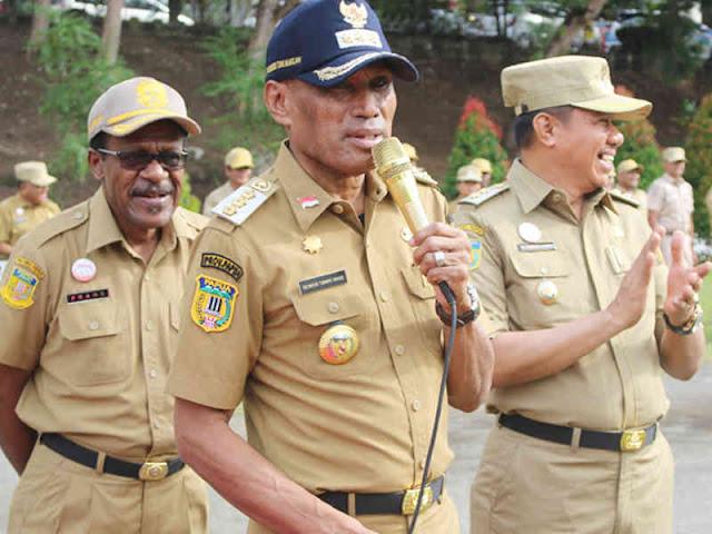 Benhur Tomi Mano Ajak Warga Kota Jayapura Tidak Golput