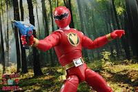 Power Rangers Lightning Collection Dino Thunder Red Ranger 37