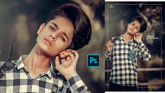 How To Editing in Photoshop | Cool Editing In Photoshop | New Style Cinematic Editing in Photoshop