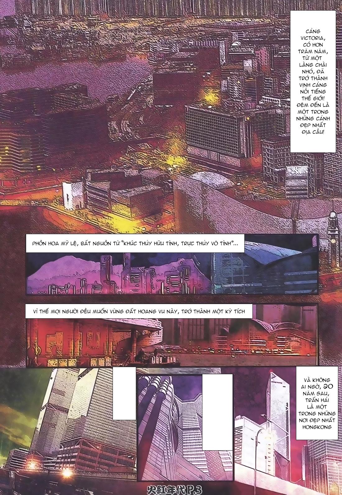 Hỏa Hồng Niên Đại Hắc Cốt Đường Chap 108 - Trang 2