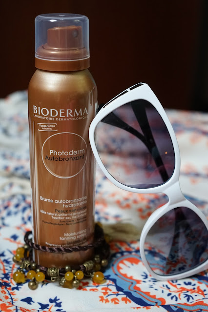 bioderma self tanner