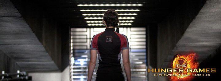 Hunger Games Banner Poster Teaser Trailer