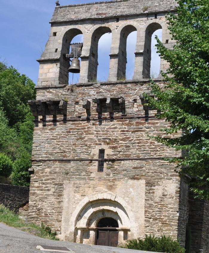 Eglise de Saint jean de Pourcharesse