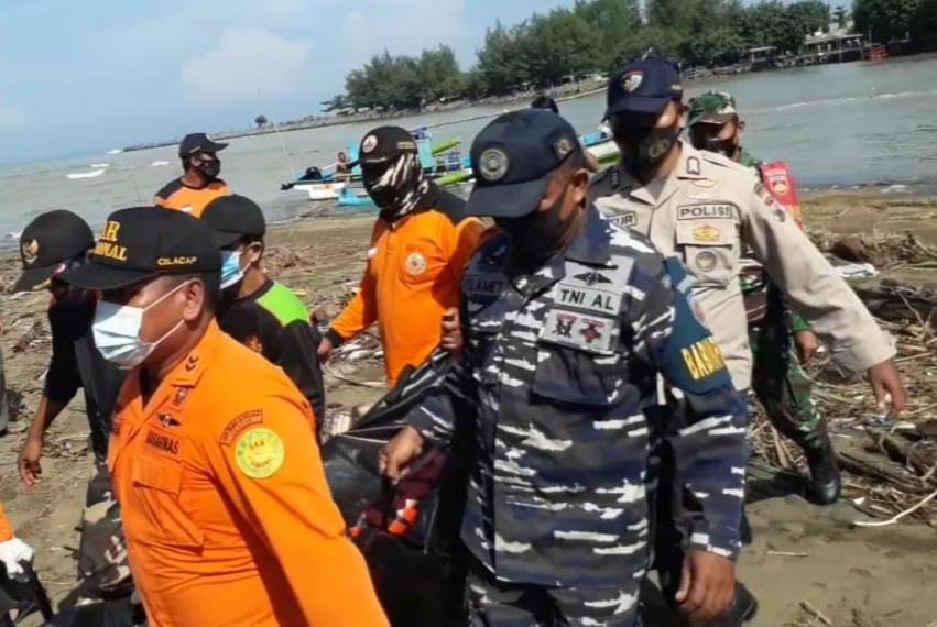 Jasad Pemancing yang Hilang di Pantai Logending Ditemukan di Tengah Laut