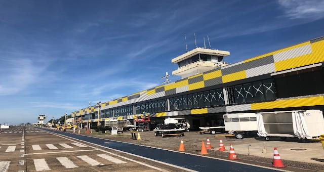 Aeroporto de Foz do Iguaçu já pode receber voos internacionais