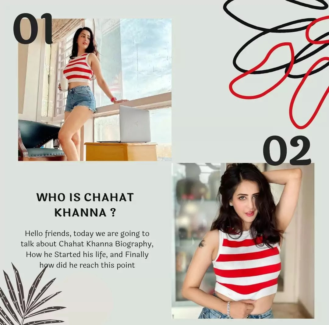 Who is Chahat Khanna