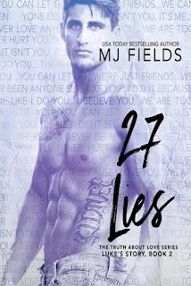 27 Lies by MJ Fields