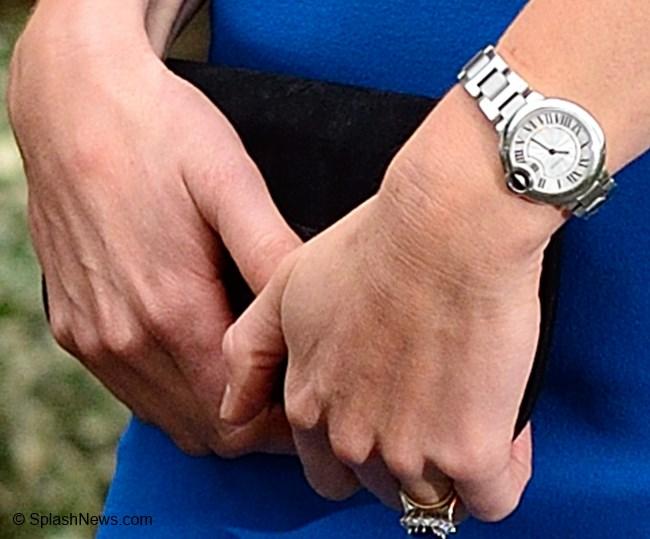 Montre Cartier De Kate Middleton