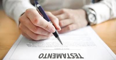 Septiembre mes testamento requisitos realizarlo