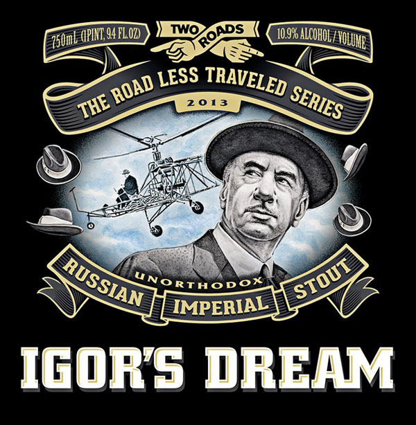 "Пиво ""Мечта Игоря"" 2013 | Igor's Dream"
