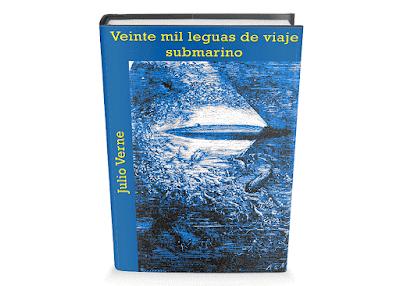 Veinte mil leguas de viaje submarino Julio Verne