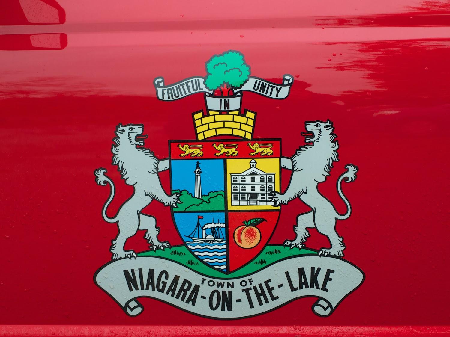 Escudo de Niagara on the Lake