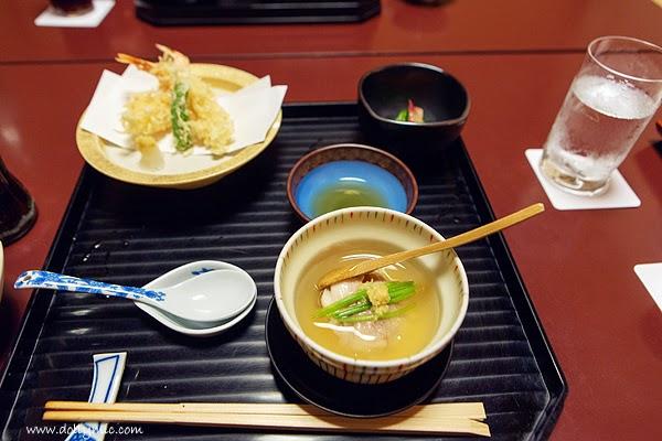 Kaiseki Japanese Dinner 日本懷石料理的簡單介紹 ~ Dollymic