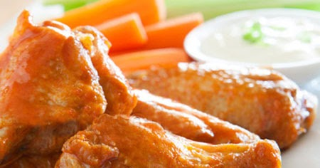 Feb 03,  · • Fry coated wings in hot oil for 10 to 15 minutes, or until parts of wings begin to turn brown. Remove from heat, place wings in lidded bowl, add hot sauce mixture, put lid on and toss. • Put foil on cookie sheet, place tossed wings on sheet.