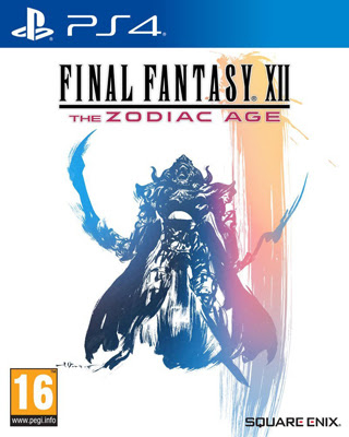 Final Fantasy 12 Box