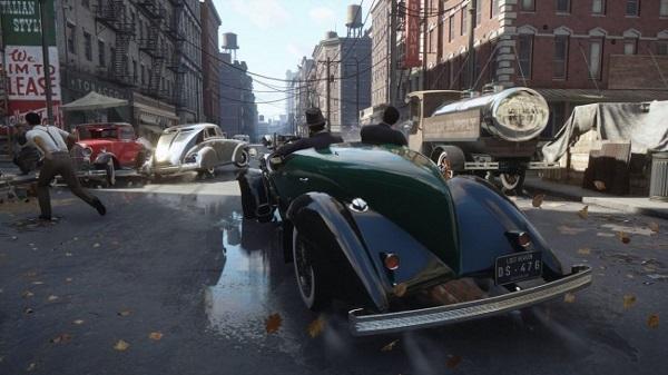 لعبة Mafia Definitive Edition ستتيح لك انتهاك قوانين السياقة و تأكيد وجود مستويات صعوبة متعددة