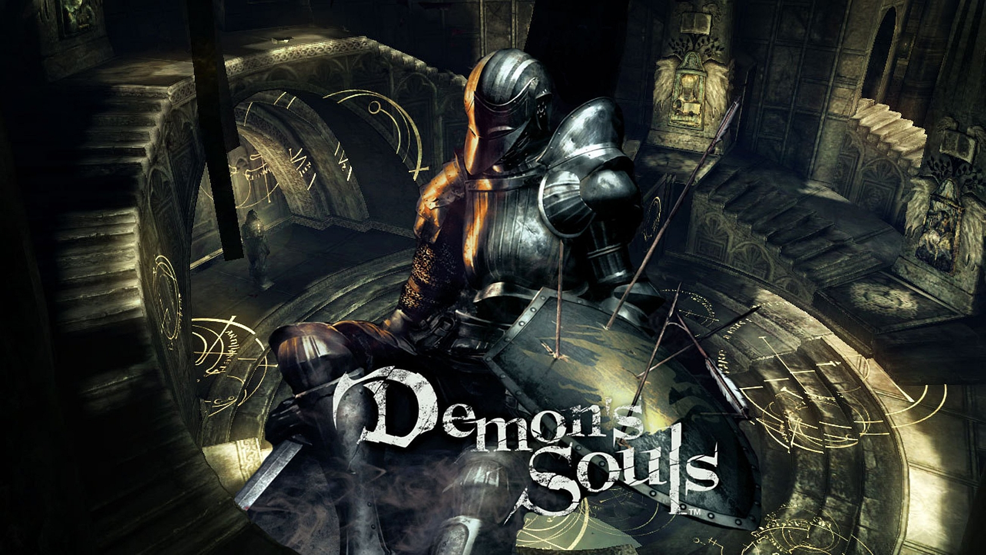 In Demon's Souls, players find a possible hint of a Metal Gear Solid remake