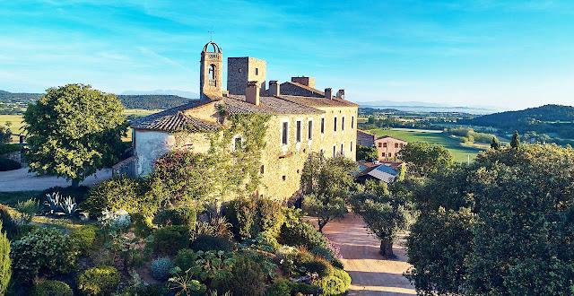 Hotel Castell d'Empordà en Cataluña