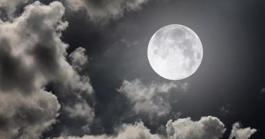Menguak Cahaya Putih Pada Bulan