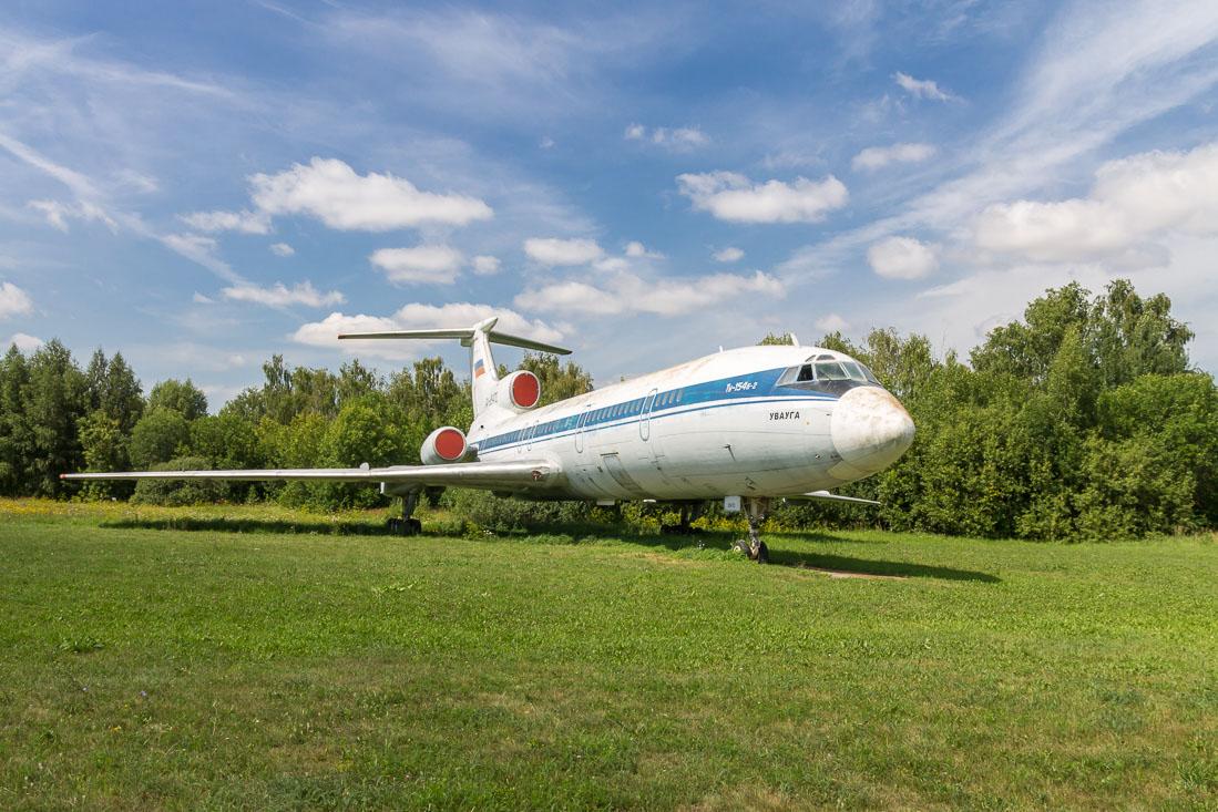Самолёт Ту-154Б-2
