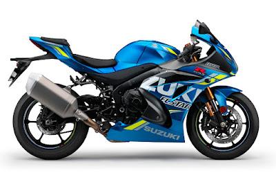 Suzuki GSX-R1000R MotoGP Replica (2018) Side
