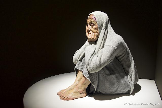 Mujer en la Esquina, de Marc Sijan por El Guisante Verde Project