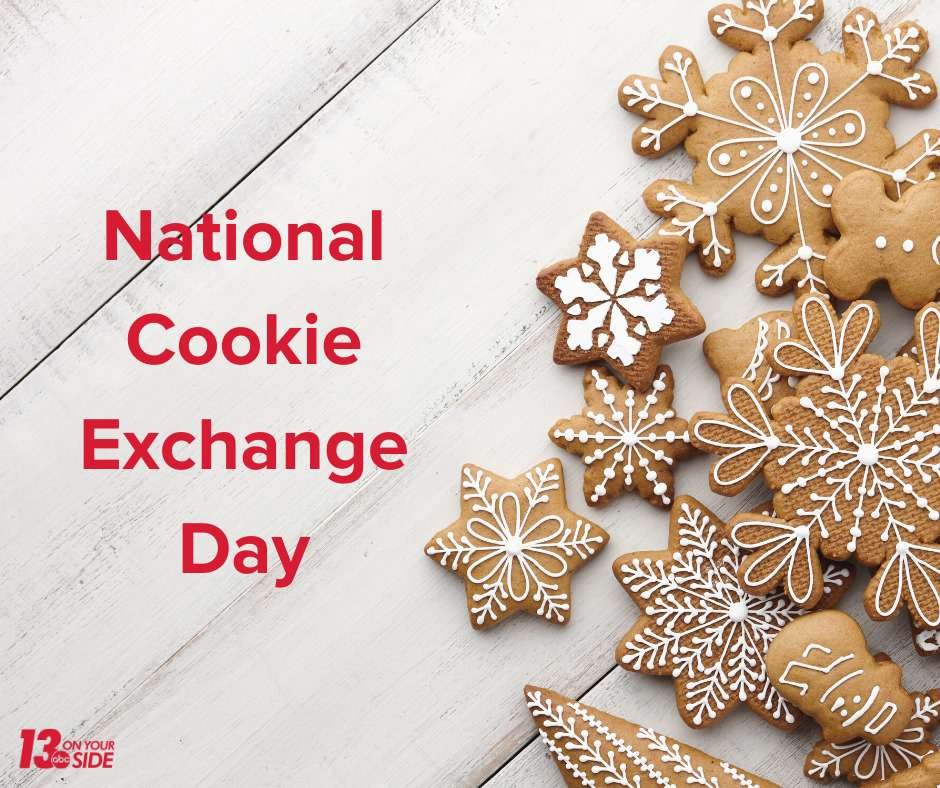National Cookie Exchange Day Wishes Photos