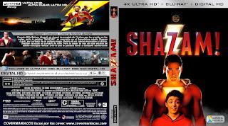 SHAZAM – 2019 [COVER – 4KUHD]