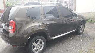 Policiais militares e civis apreendem três carros roubados e com placas clonadas em Guarabira