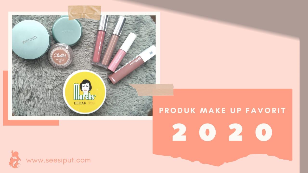 Produk Make Up Favorit 2020