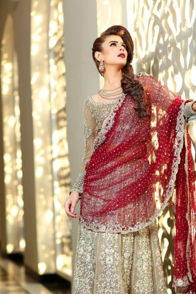 Best Maria B Bridal Dresses Designs Walima Collection Online
