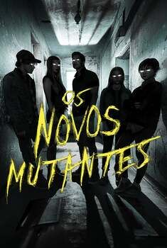 Os Novos Mutantes Torrent – BluRay 720p/1080p/4k Dual Áudio