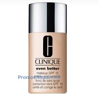 Logo Diventa tester Clinique Even Better MakeUp SPF15 : 150 prodotti