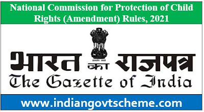 Protection of Child Rights