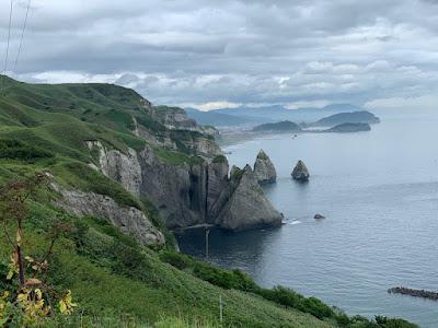 トッカリショ岬