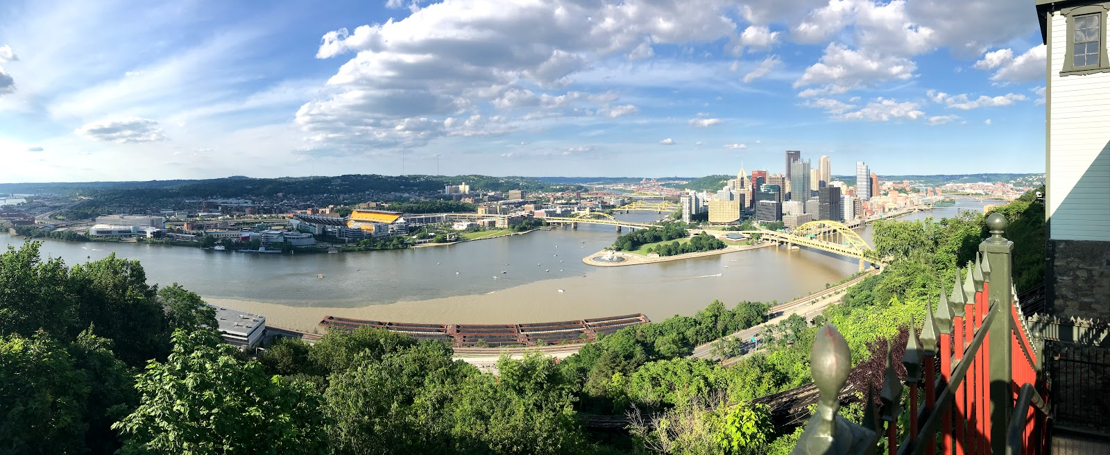 Pittsburgh and Pinball