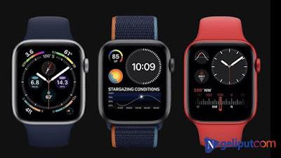 iPhone 12 Batal, Apple Watch Series 6 dan Watch SE Meluncur Mulai Rp 4,1 Juta, Ini Spesifikasinya