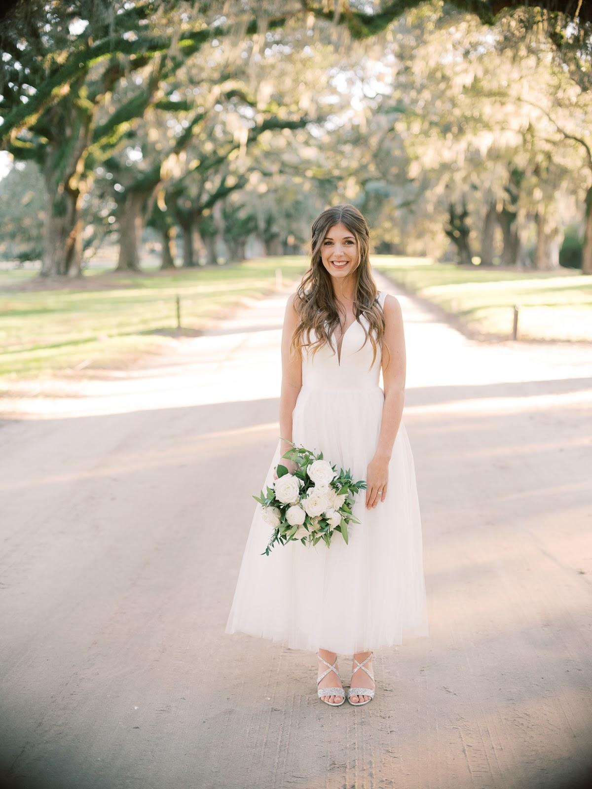 Reception Wedding Dress Details - Chasing Cinderella