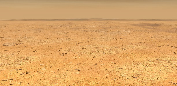 the mars insight landing site is just plain perfect