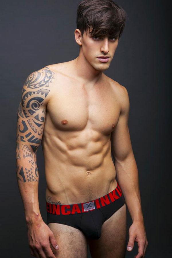 Hot guys in underwear