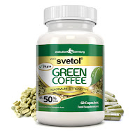 what is svetol green coffee bean extract
