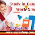 Study in Canada, Work & Settle
