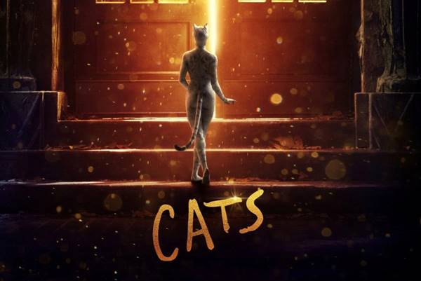reviee cats the movie, review film cats 2019