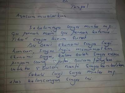 Surat Cinta Dari Kerabat