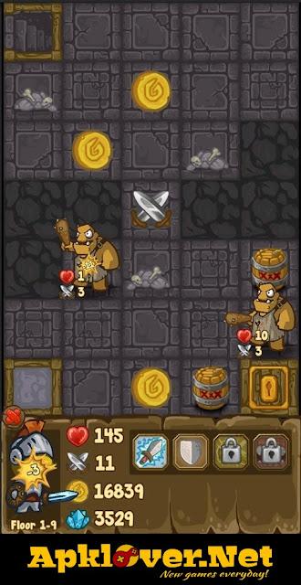 Dungeon Loot MOD APK unlimited money