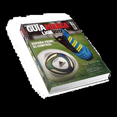 Revista: Guía Marca de la Liga 2011 – 2012