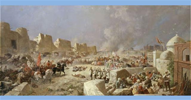 Sepotong Dendam Keluarga Nabi Pada Rezim Mu'awiyah