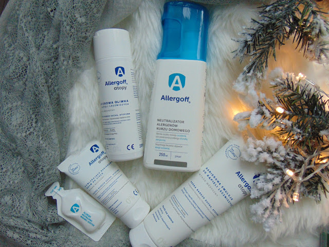 Allergoff  i Allergoff Atopy - Produkty pomocne przy alergii oraz likwidacji roztoczy kurzu domowego
