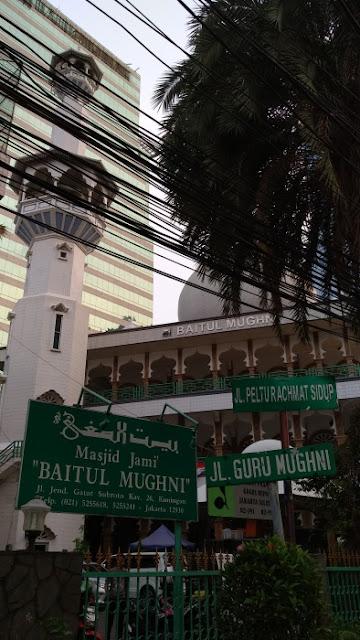 Masjid Jami Baitul Mughni