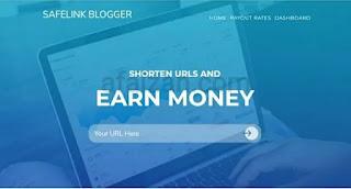 Cara Cepat Daftar Safelink Blogger Terbaru